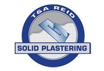 t and a reid solid plastering pty ltd logo