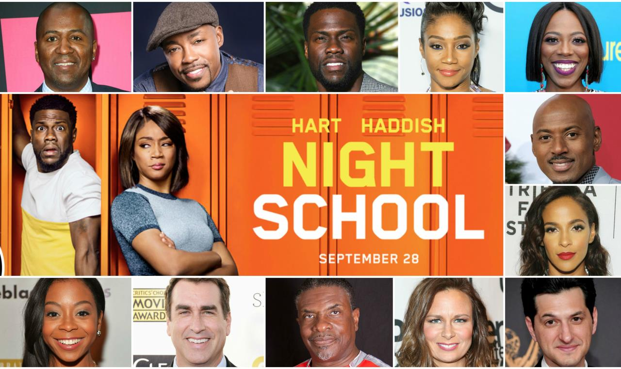 night school film