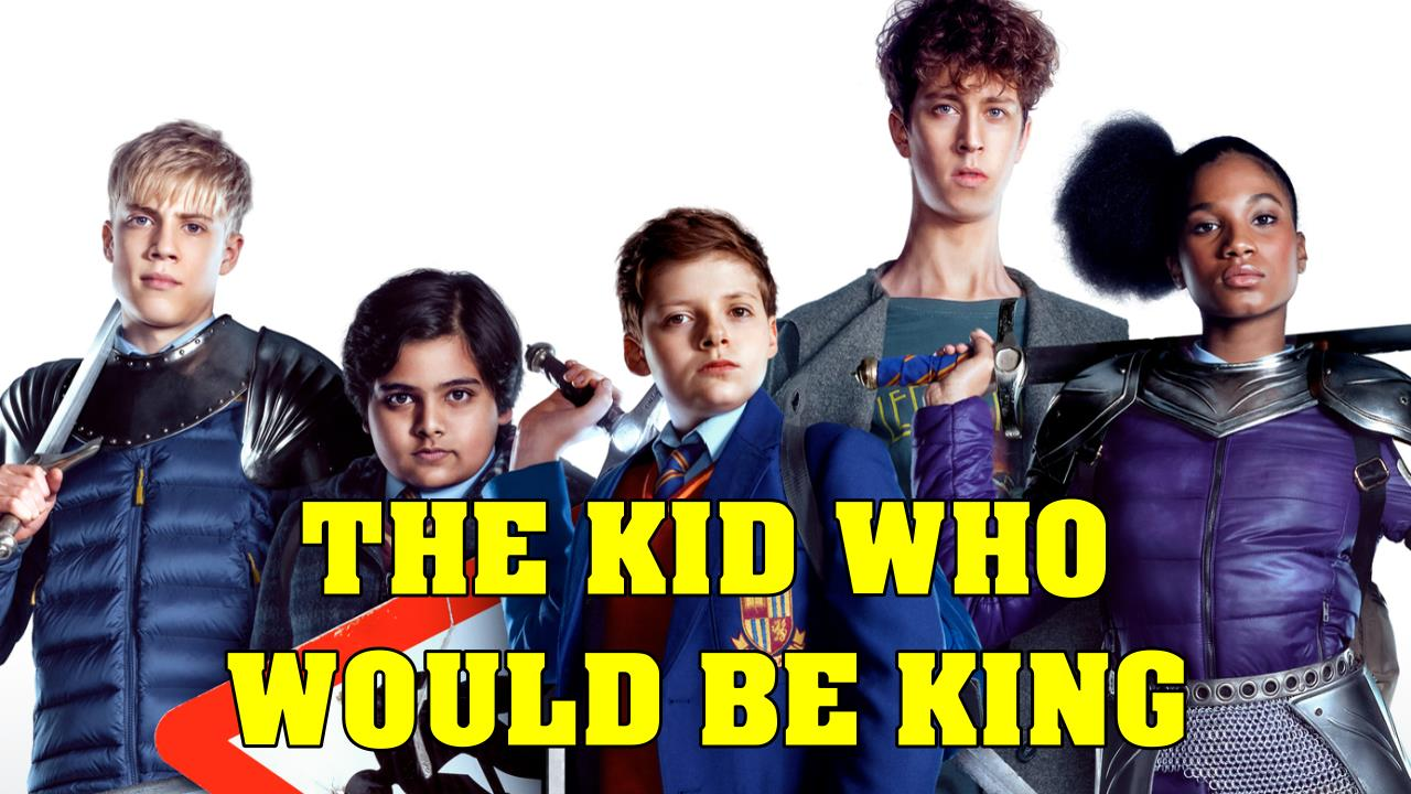 Movie Poster 2019: THE KID WHO WOULD BE KING (2019) Visual Review