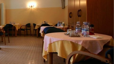 zona ristorante casa di riposo