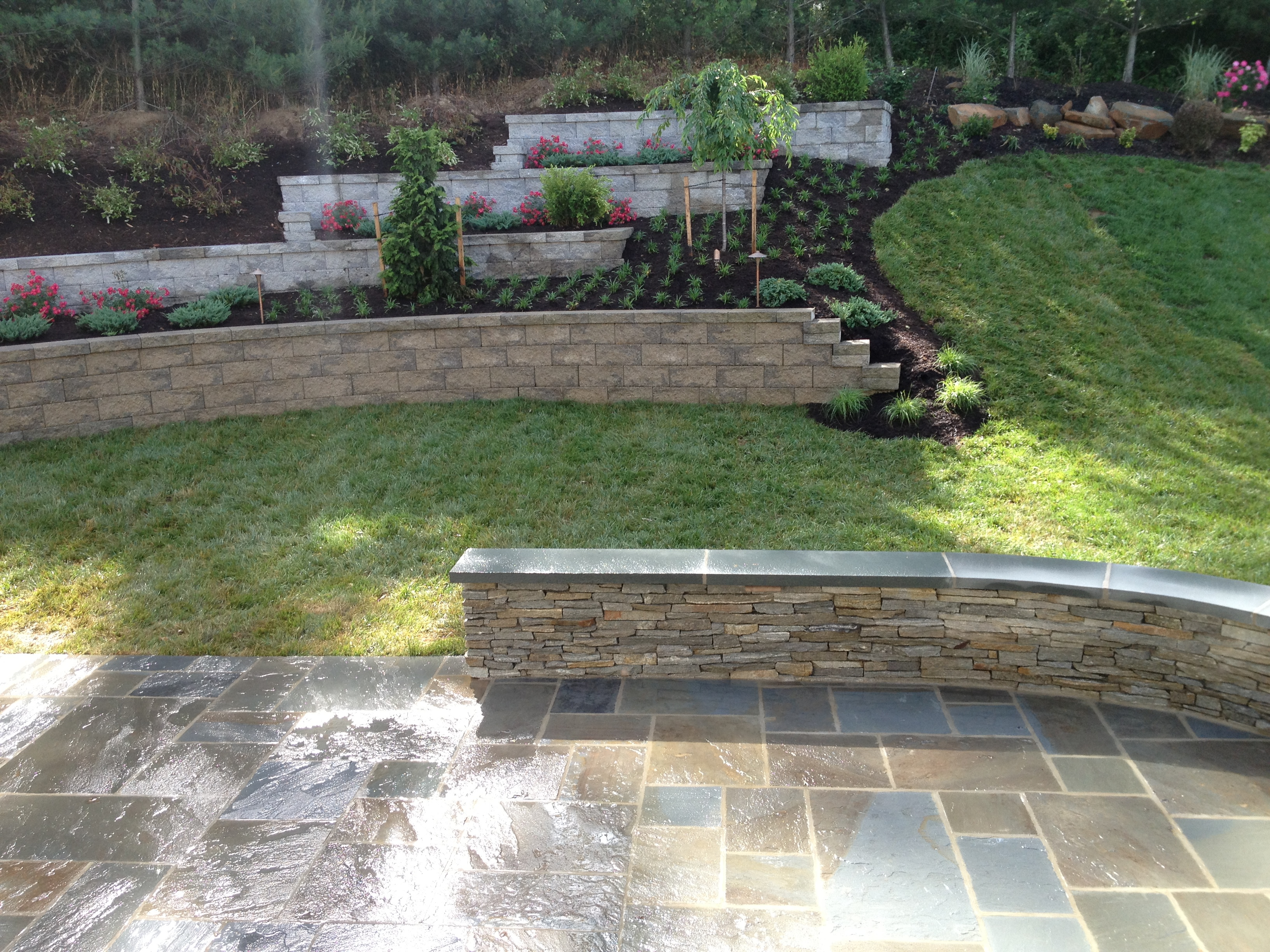 About Gibraltar Masonry & Landscaping