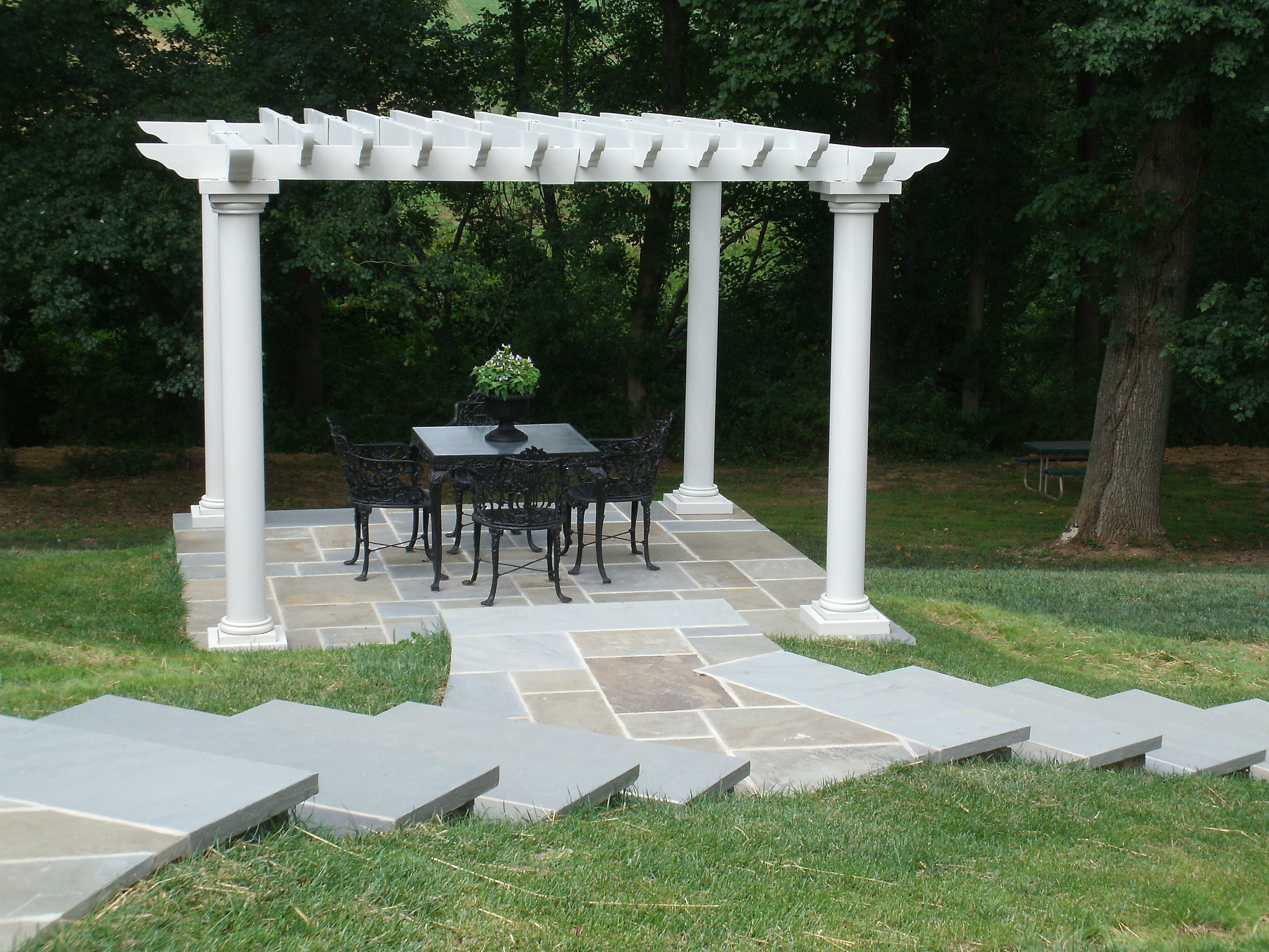 Baltimore Premier Masonry, Hardscaping and Landscape Design