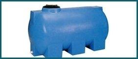 cisterna plastica