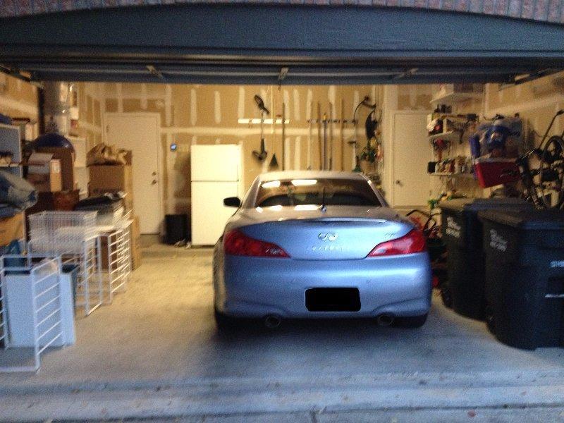 Before garage orgainization