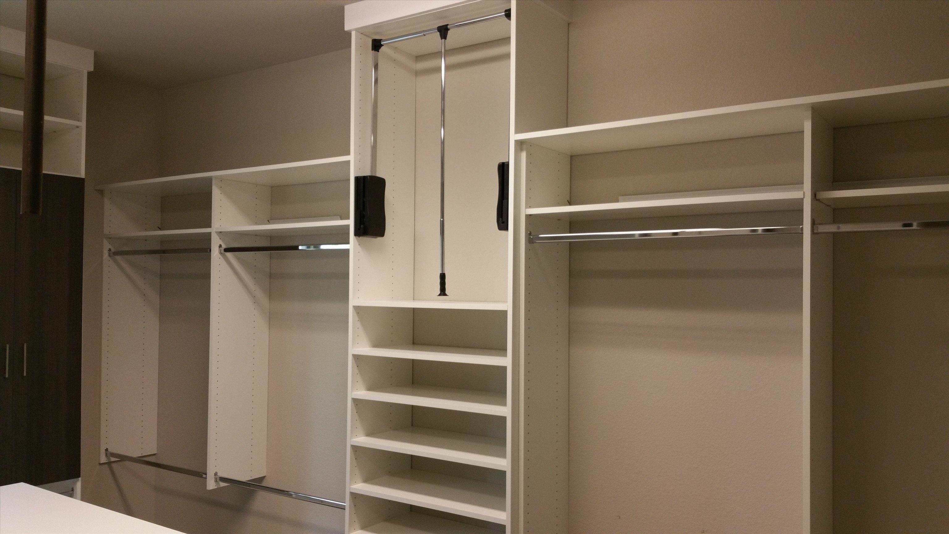 closet wardrobe lift