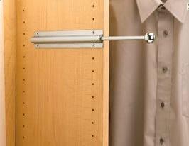Closet Valet Rod