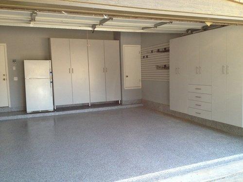 after garage organization