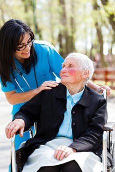 Home Care - Gillingham - Community Careline Services - Physical aid support