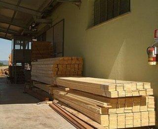 impregnazione del legno