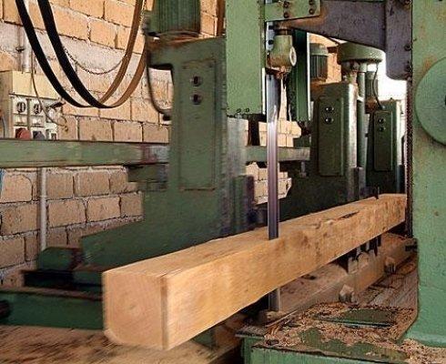 taglio del legname