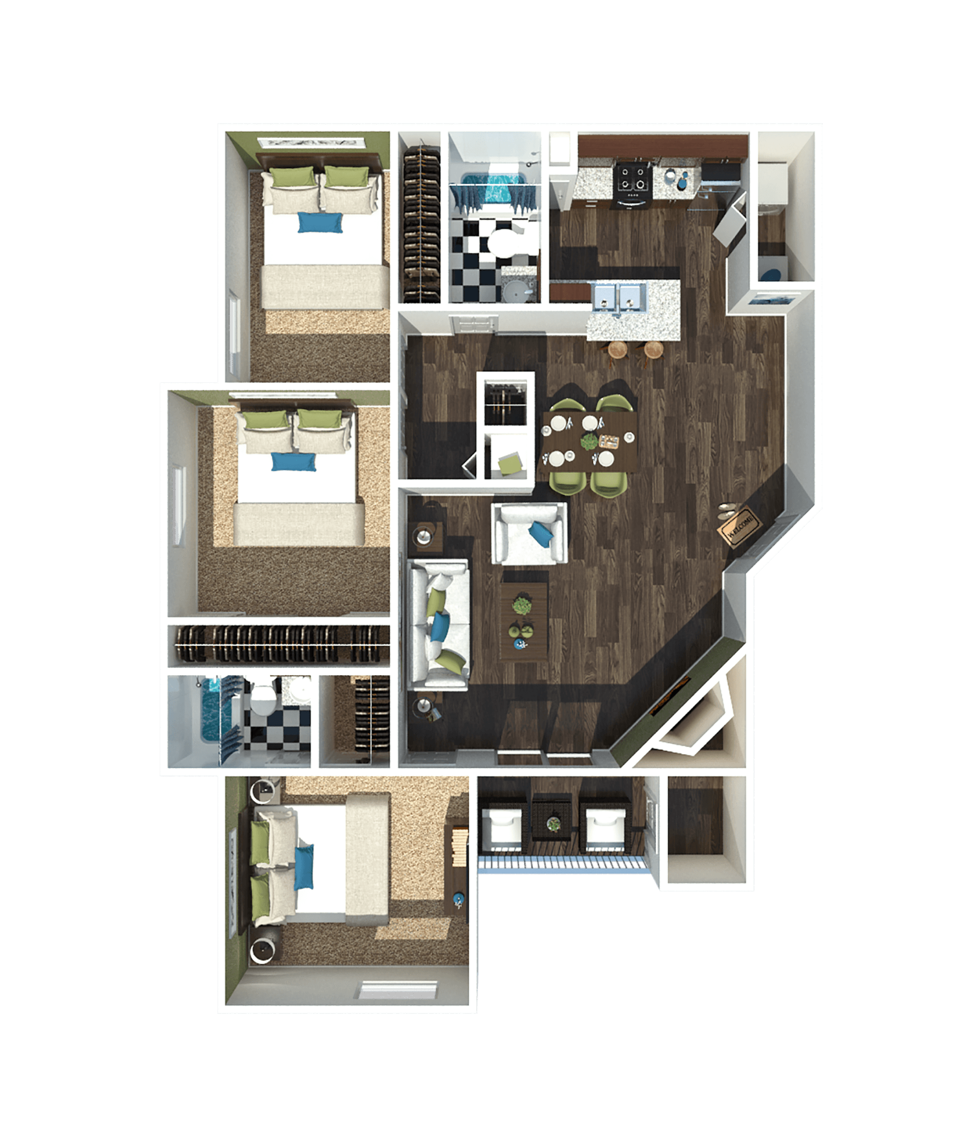Best Website To Look For Apartments: Willows Apartment Homes