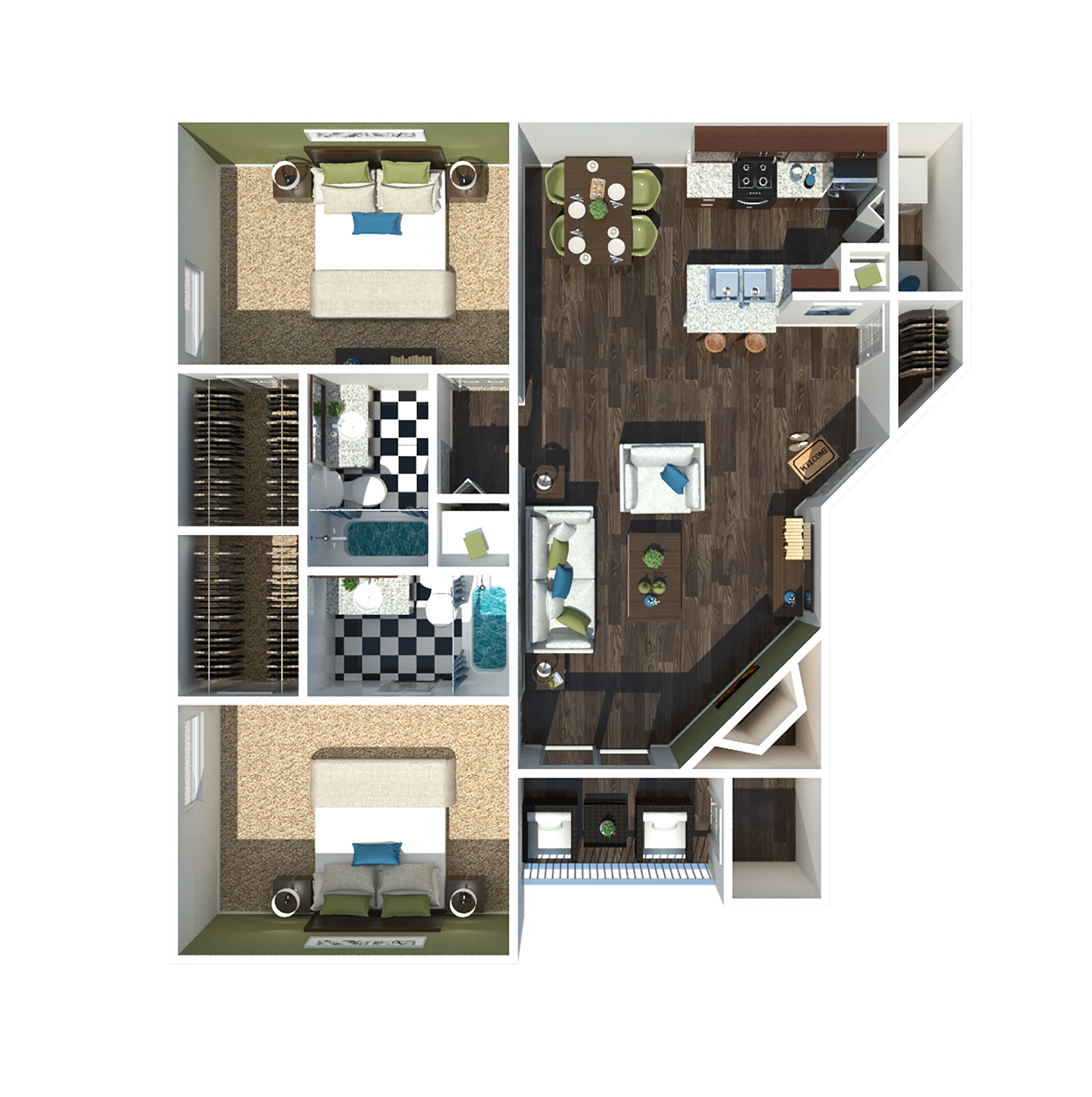 Willows Apartment Homes