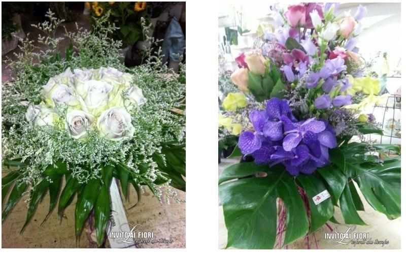 vendita fiori per mostre