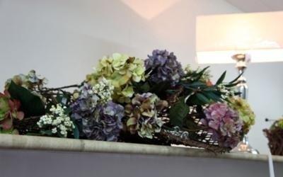 vendita fiori in seta