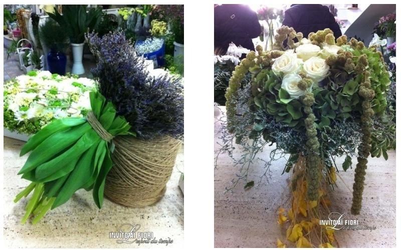fioraio e arredi floreali