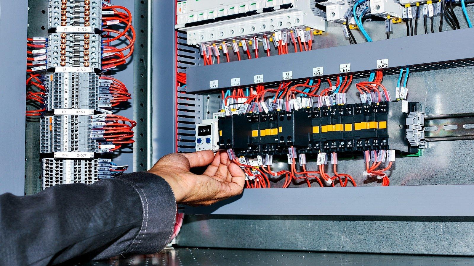 batterie di resistenze elettriche