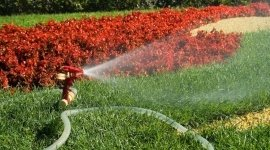 sistemi d'irrigazione, irrigatori automatici, impianti d'irrigazione