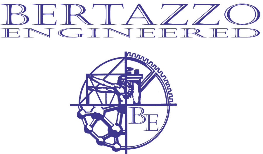bertazzo engineered logo