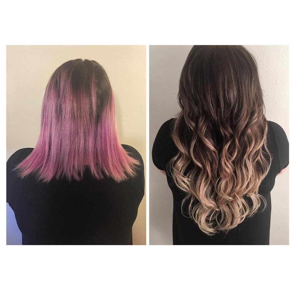 Spartanburg, SC Hair Extensions