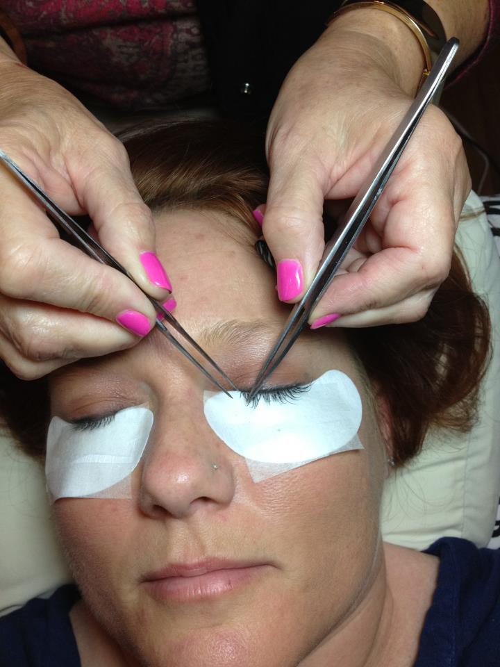 Eyelash Extensions Spartanburg, SC