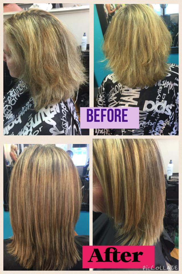 Keratin Smoothing Salon Spartanburg, SC