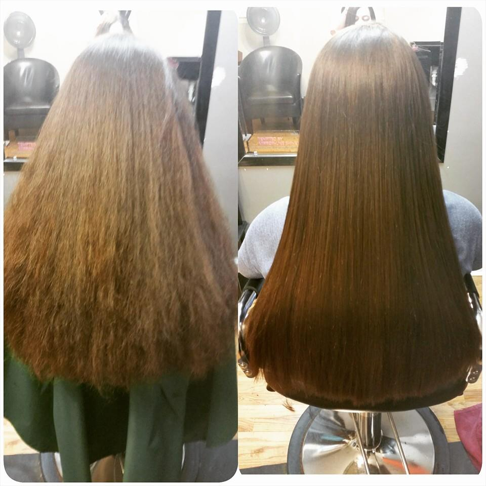 Keratin Smoothing Salon in our Hair Salon in Spartanburg, SC