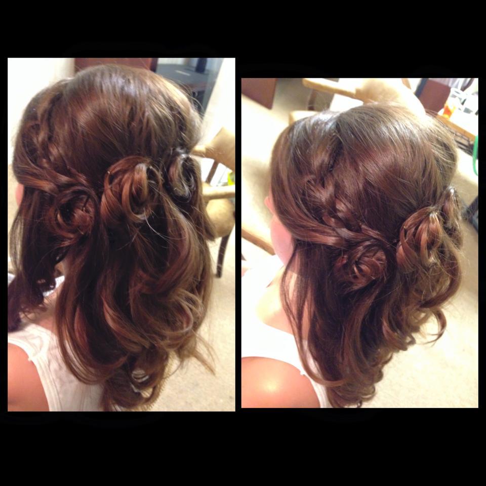 Hair Salon for Wedding Updos in Spartanburg, SC