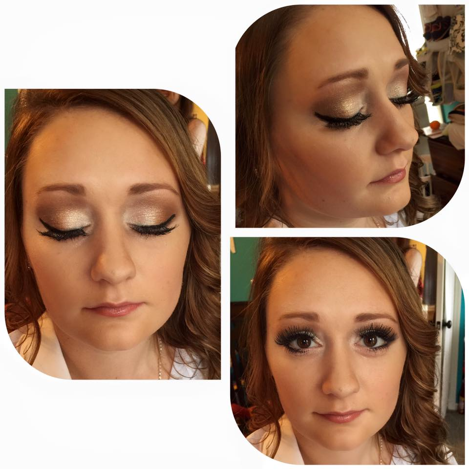 Wedding Makeup in Spartanburg, SC