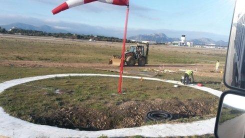 Impianto di irrigazione Olbia