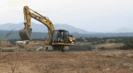 Movimento terra Olbia