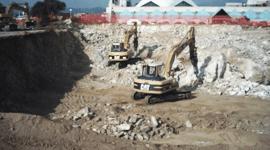 demolizioni edili Golfo Aranci