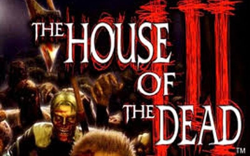 videogioco the house of the death