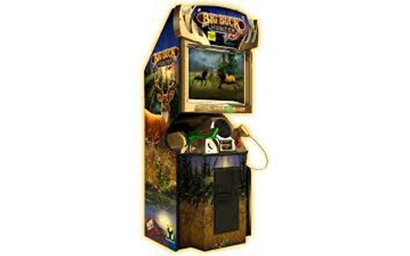 videogioco big buck