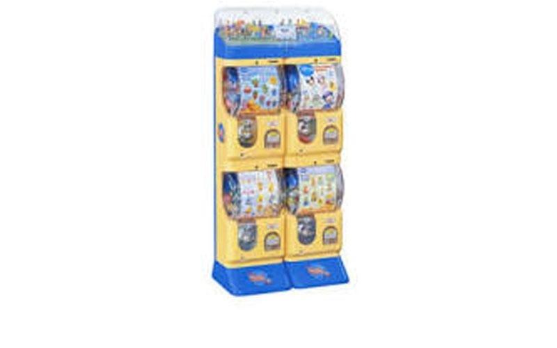 distributore automatico giochi bambini