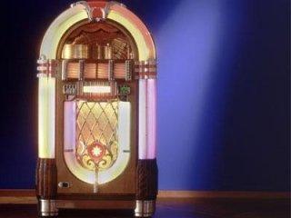 Jukeboxen vergangener Zeiten