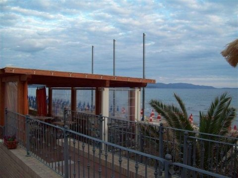 Terrazza Coperta -  Tropicana Beach, Follonica (GR)