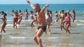 Tropicana Beach, Follonica, fitness, acqua gym, spiaggia