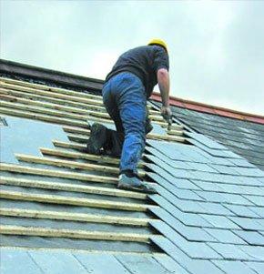 Roof Maintenance Elvingston Chimney Lining Company