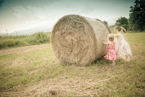 Book fotografico bambine
