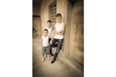 servizio fotografici bambini