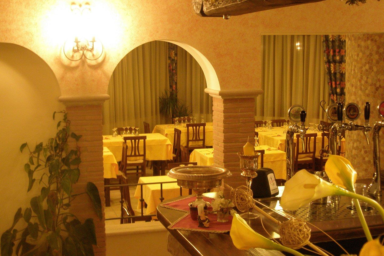 interno del ristorante