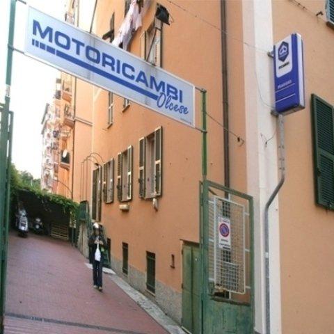 negozio motociclette