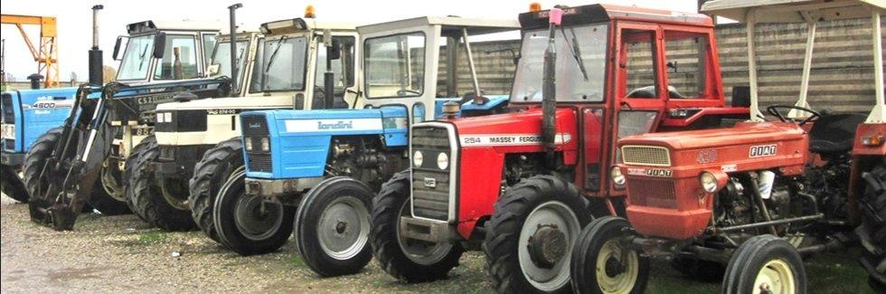 Demolizione trattori e pezzi di ricambio verona for Cerco motorino usato in regalo