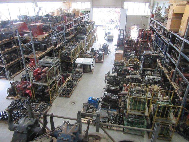 motori di trattori