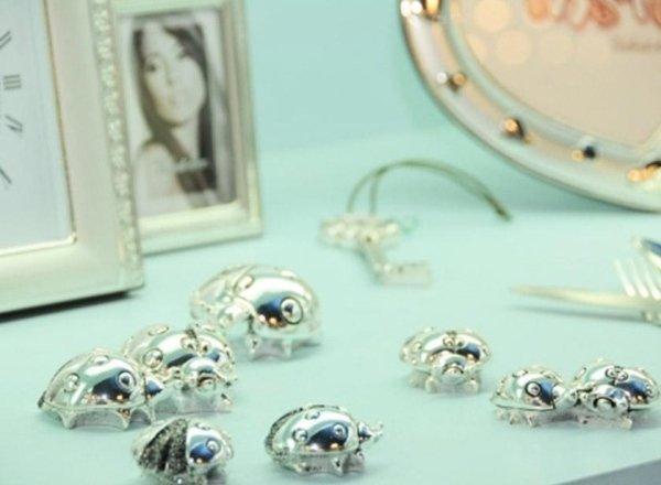 piccoli gioielli in argento