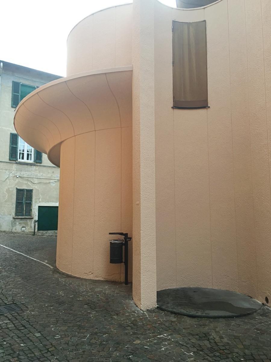 Rifacimento facciate presso Palladium di Lecco