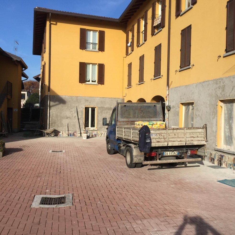 Rifacimento con intonaco deoumidificante presso edifici ALER di Sirone (LC)