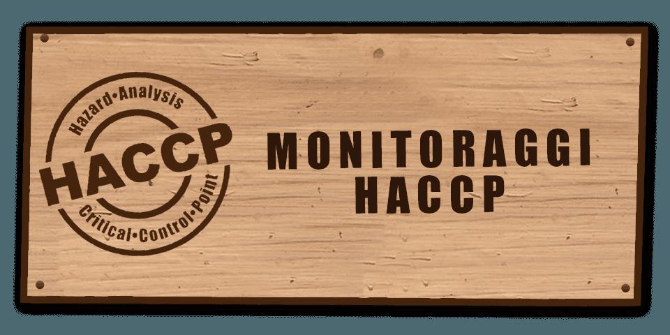 monitoraggi haccp