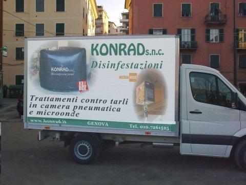 konrad furgone