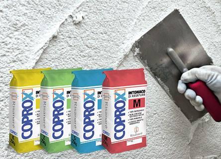 Tintura di vari colori per il rivestimento di pareti